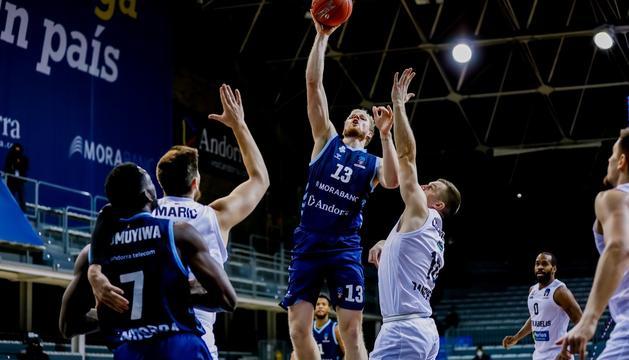 El MoraBanc Andorra  ha superat al Lietkabelis