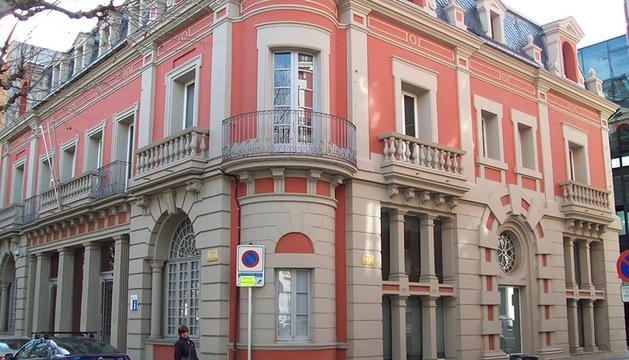 Consell Comarcal de l'Alt Urgell a la Seu