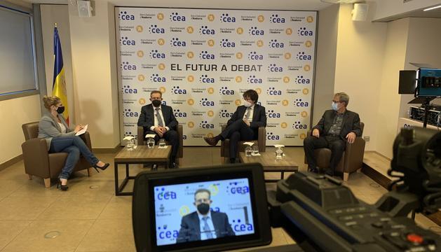 El debat de la CEA celebrat avui