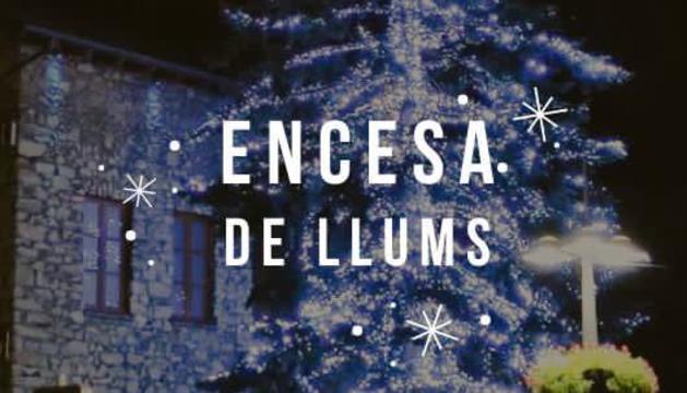 Sant Julià encén avui els llums de Nadal
