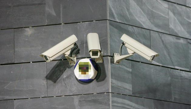Càmeres de vigilància a la Massana.