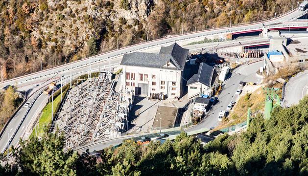 Central hidroelèctrica de FEDA