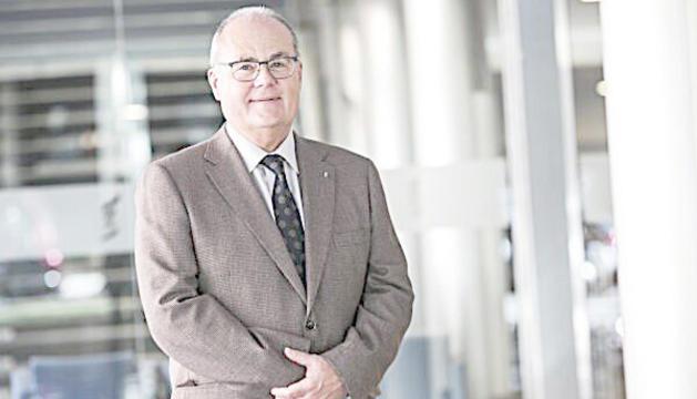 L'epidemiòleg català i assessor del Govern.