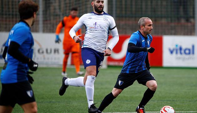 L'Inter Escaldes va superar la Penya d'Andorra.
