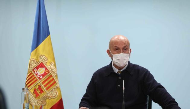 Joan Martínez Benazet aquesta tarda