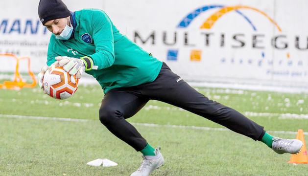 El porter Àlex Ruiz és el jugador més valorat de la lliga.