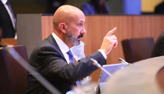 El ministre Martínez Benazet avui al Consell General