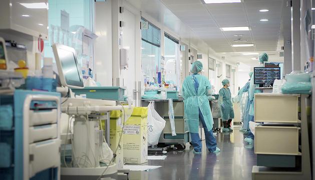 La pressió hospitalària continua pujant de manera preocupant.