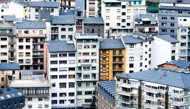 La majoria d'immobles rehabilitats estan a la capital, amb una desena de projectes.