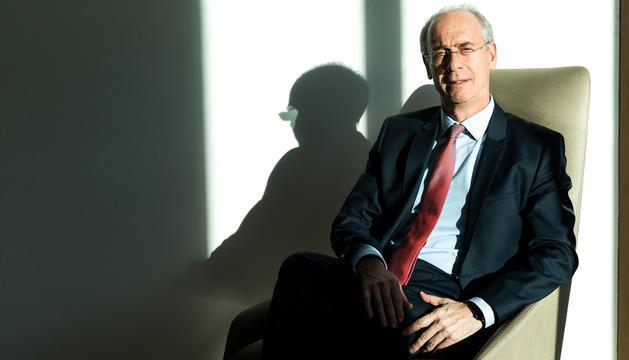 El conseller i director general de Vall Banc, José Luis Dorado.