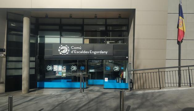 El comú d'Escaldes-Engordany