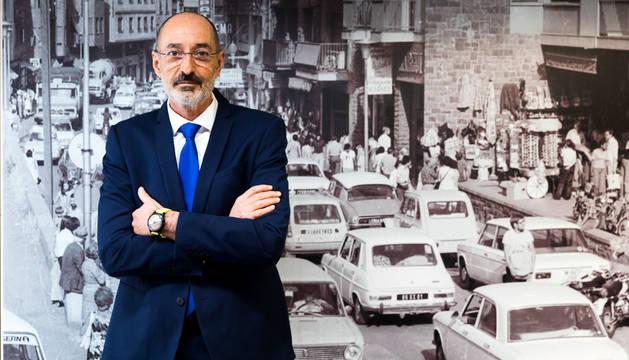 El director del departament de Mobilitat, Jaume Bonell.