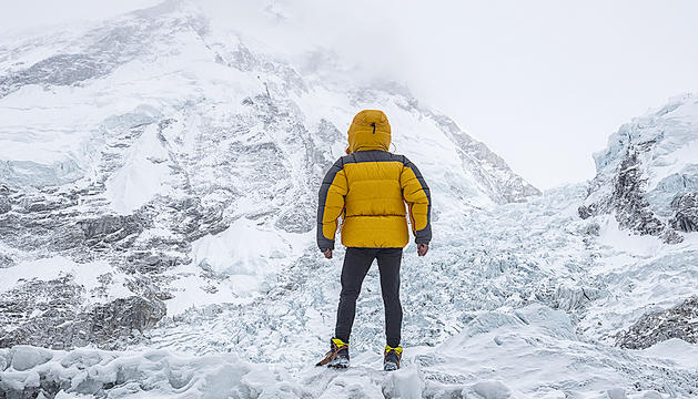 'Everest 2', de Javier Camacho, serà una de les projeccions.