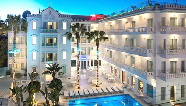 Hotel d'Ibizza.