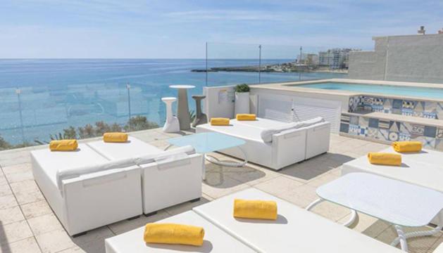 Hotel de Mallorca.