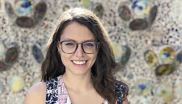 La consellera del comú d'Andorra la Vella, Meritxell López.