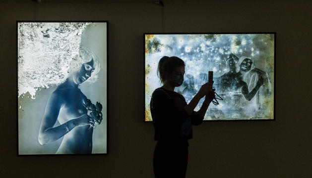 L'exposició de Joan Fontcuberta