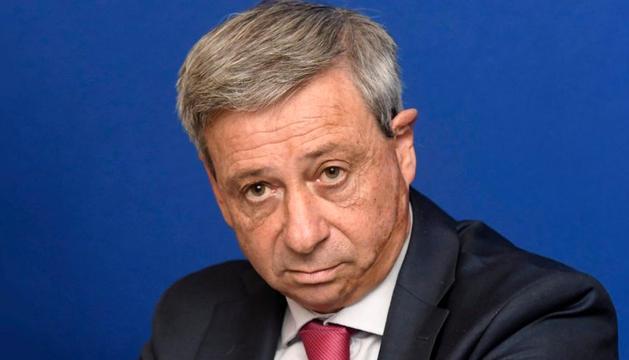 El prefecte de la regió d'Occitània, Etienne Guyot.