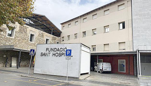 L'hospital de la Seu.