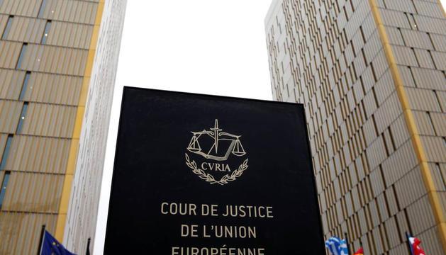 El Tribunal de Justícia de la Unió Europea.
