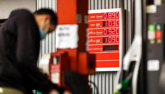 """L'associació de carburants es queixa de """"tracte discriminatori"""""""