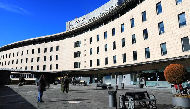 L'hospital té 23 malalts de Covid ingressats, nou d'ells  a cures intensives.