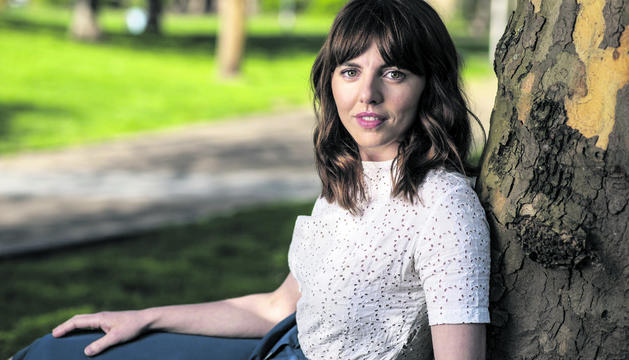 Ophelia Lovibond, protagonista de la nova producció.