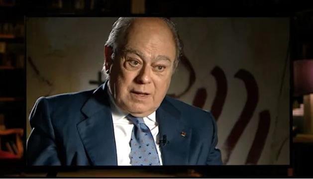 Jordi Pujol en una imatge del reportatge de TV3.