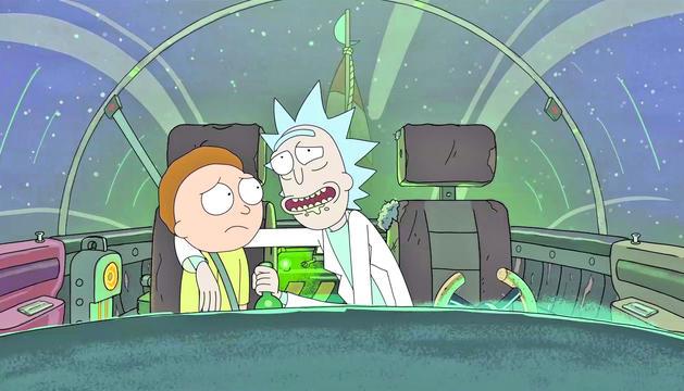 'Rick and Morty', cinquena temporada el 21 de juny