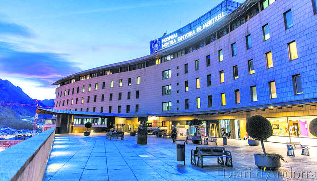 Hospital Nostra Senyora de Meritxell.