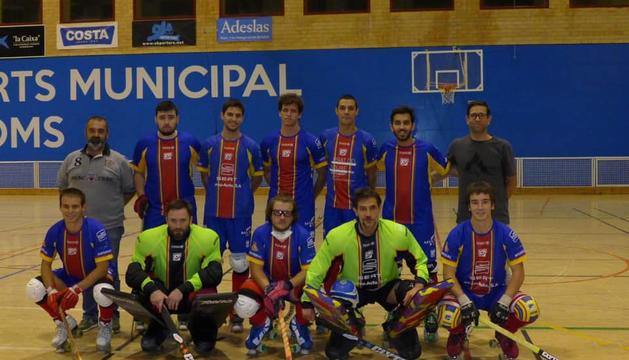 L'Andorra HCva sumar dues victòries el cap de setmana.