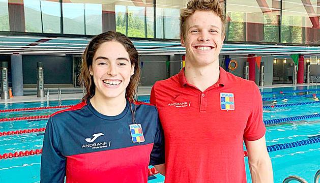 La FAN va demanar que Nàdia Tudó i Bernat Lomero vagin als Jocs.
