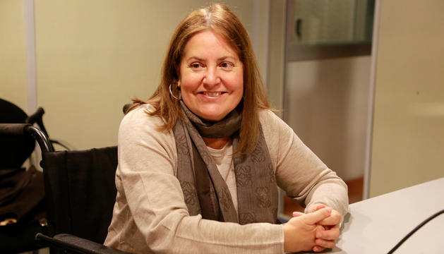 La presidenta d'Amida, Agustina Grandvallet.