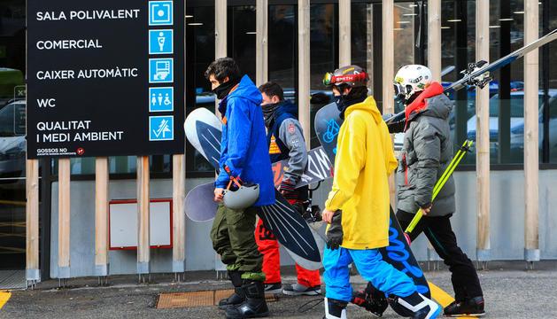 Grandvalira és l'única estació del sud d'Europa entre les 50 del món amb més dies d'esquí.