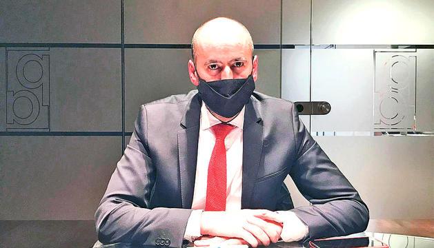 El president de l'APBI, Artur Homs.