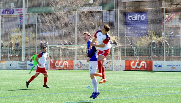 Inter i FC SantaColoma protagonitzaran el duel estrella.