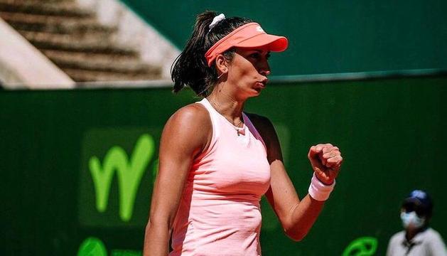 Georgina García no va poder accedir a la final de l'ITF d'Oeiras.