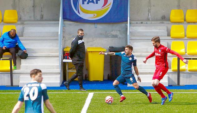 La creació de la Superlliga suposaria menys diners per als equips andorrans que participin a la Champions League.