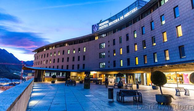 Hospital de Meritxell.