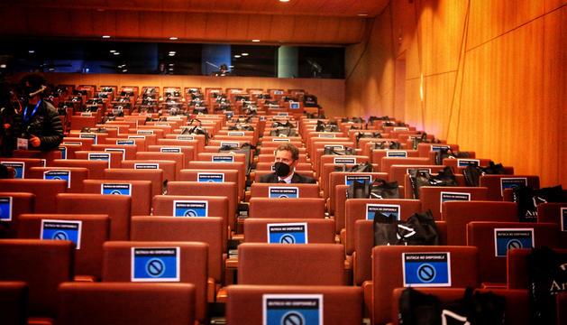 El Centre de Congressos.