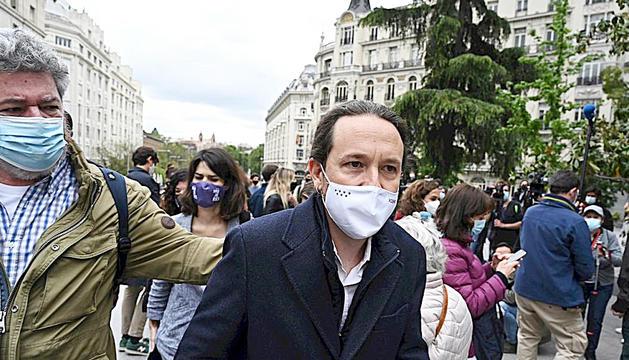 Gallardo ha convidat Iglesias a visitar Andorra.