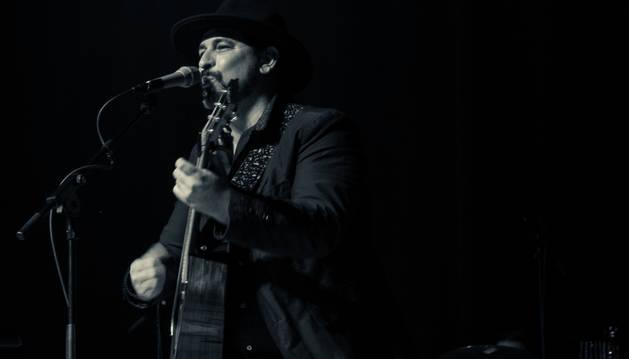 El músic i compositor andorrà, Juli Barrero.