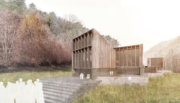 El projecte s'ubicarà al Prat de la Farga, al costat del camí Ral.