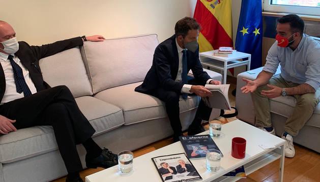 El PS es reuneix a Madrid per adquirir eines en innovació i emprenedoria i implementar-les al Principat