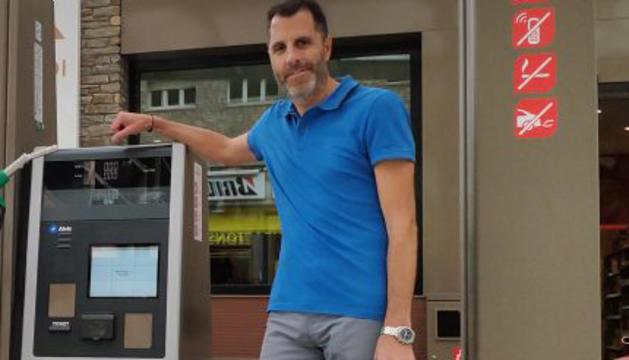 David Porqueres, de Carburants Sant Eloi, substituirà RamonVisent