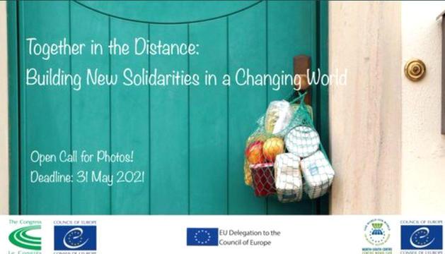 El cartell de la iniciativa.