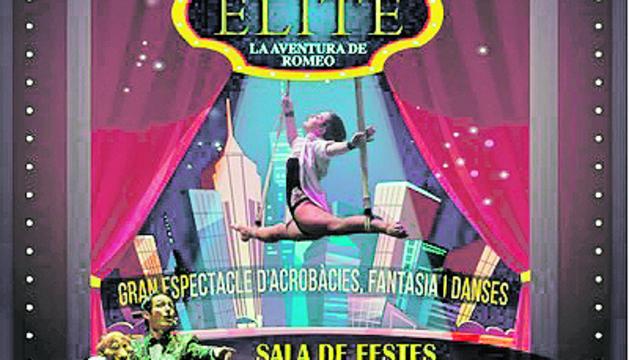 La aventura de Romeo del Circo Elite