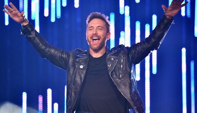 L'estrella internacional, David Guetta.