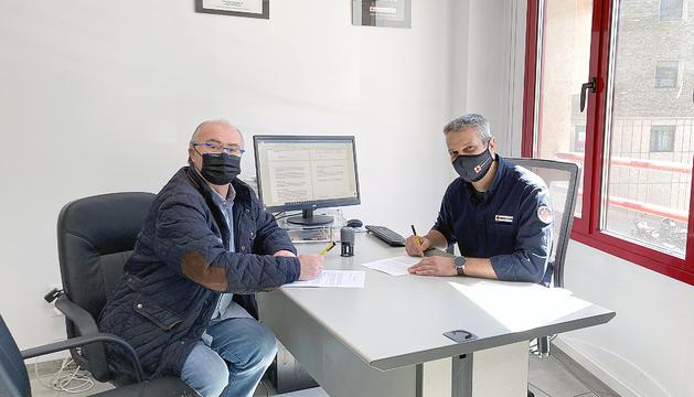 Acord de col·laboració entre la Creu Roja i Angelo