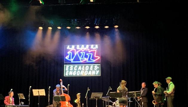 El concert de La Vella Dixieland.
